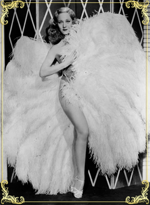 Sally Rand burlesque