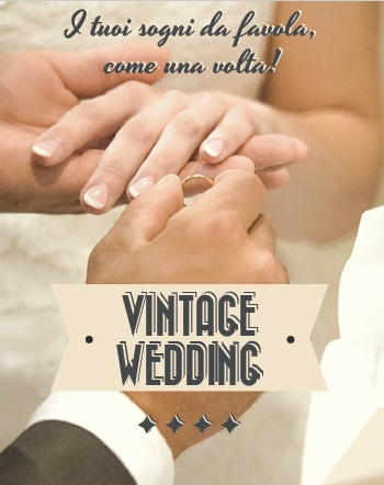 vintage wedding matrimonio retro 2